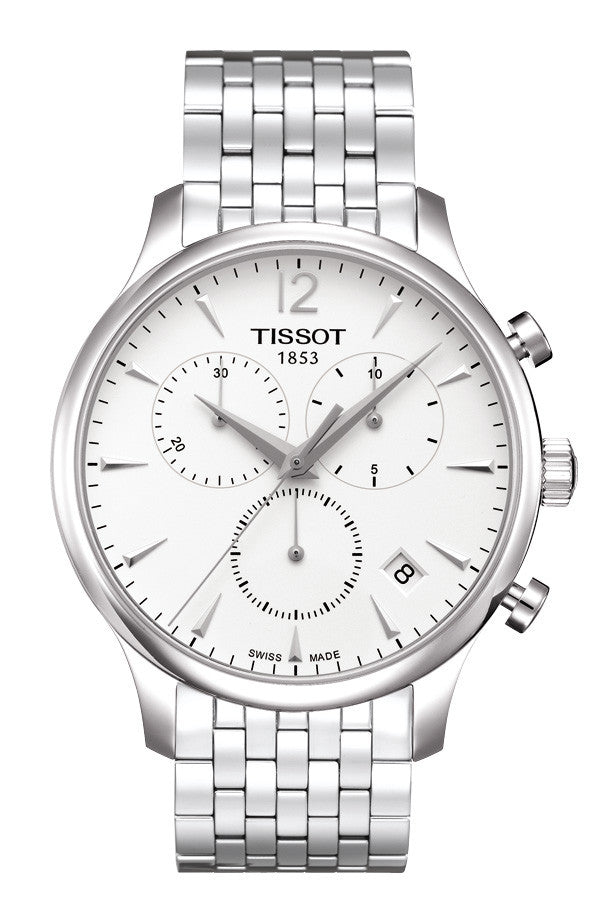 Tissot Tradition Chronograph Quartz T063.617.11.037.00 - Arnik Jewellers