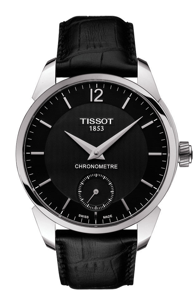 Tissot T-Complication Mechanical COSC T070.406.16.057.00 - Arnik Jewellers