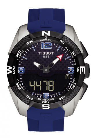 Tissot T-TOUCH EXPERT SOLAR ICE HOCKEY T091.420.47.057.02 - Arnik Jewellers