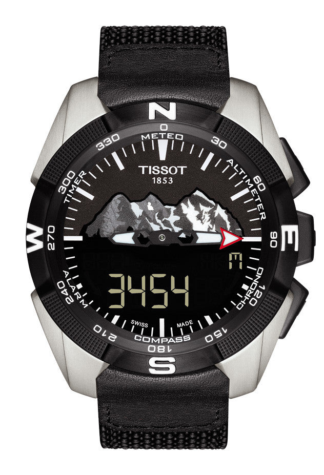 Tissot T-Touch Expert Solar Jungfraubahn Collection T091.420.46.051.10 - Arnik Jewellers