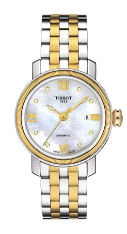 Tissot Bridgeport Automatic Lady T097.007.22.116.00 - Arnik Jewellers