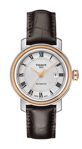 Tissot Bridgeport Automatic Lady T097.007.26.033.00 - Arnik Jewellers