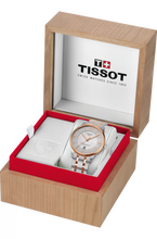 Load image into Gallery viewer, Tissot Chemin Des Tourelles Powermatic 80 Helvetic Pride Lady T099.207.22.118.01 - Arnik Jewellers