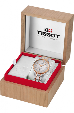 Tissot Chemin Des Tourelles Powermatic 80 Helvetic Pride Lady T099.207.22.118.01 - Arnik Jewellers