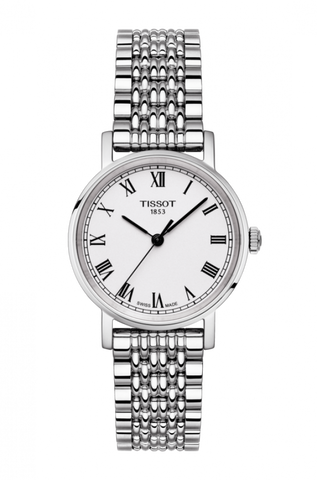 Tissot EVERYTIME SMALL JUNGFRAUBAHN EDITION T109.210.11.033.10 - Arnik Jewellers