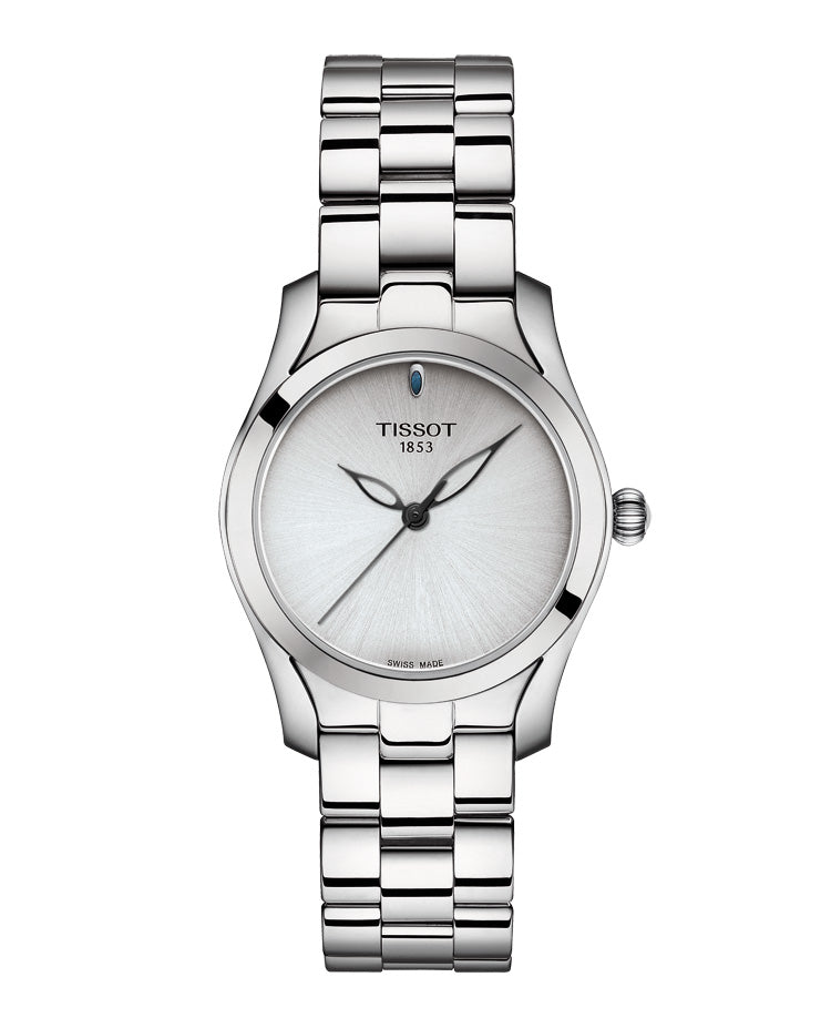 Tissot T-Wave Quartz Lady T112.210.11.031.00 - Arnik Jewellers