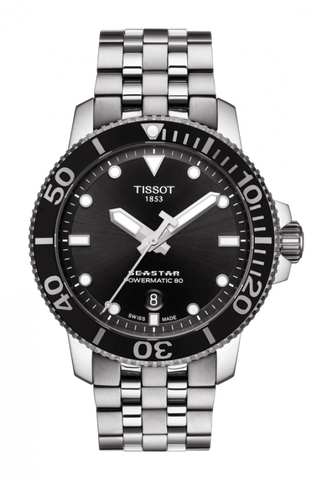 Tissot Seastar 1000 Powermatic 80 T120.407.11.051.00 - Arnik Jewellers