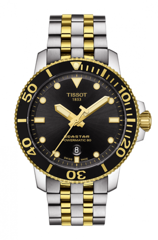 Tissot Seastar 1000 Powermatic 80 T120.407.22.051.00 - Arnik Jewellers
