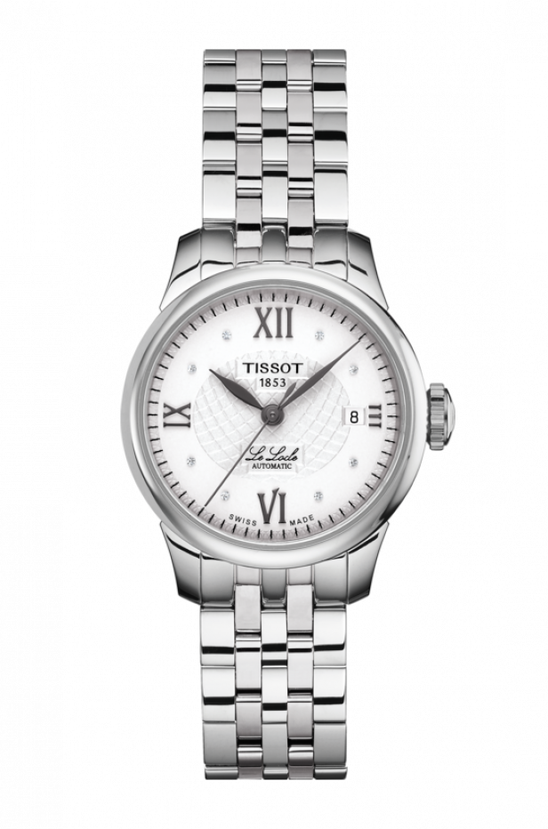 Tissot Le Locle Automatic Lady T41.1.183.16 - Arnik Jewellers