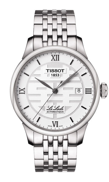 Tissot Le Locle Automatic Double Happiness T41.1.833.50 - Arnik Jewellers