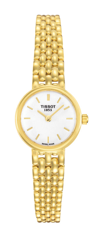 Tissot Caliente 18K Gold Lady T73.3.132.11 - Arnik Jewellers