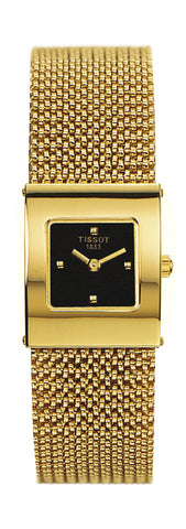 Tissot Bellflower 18K Gold Lady T73.3.321.51 - Arnik Jewellers