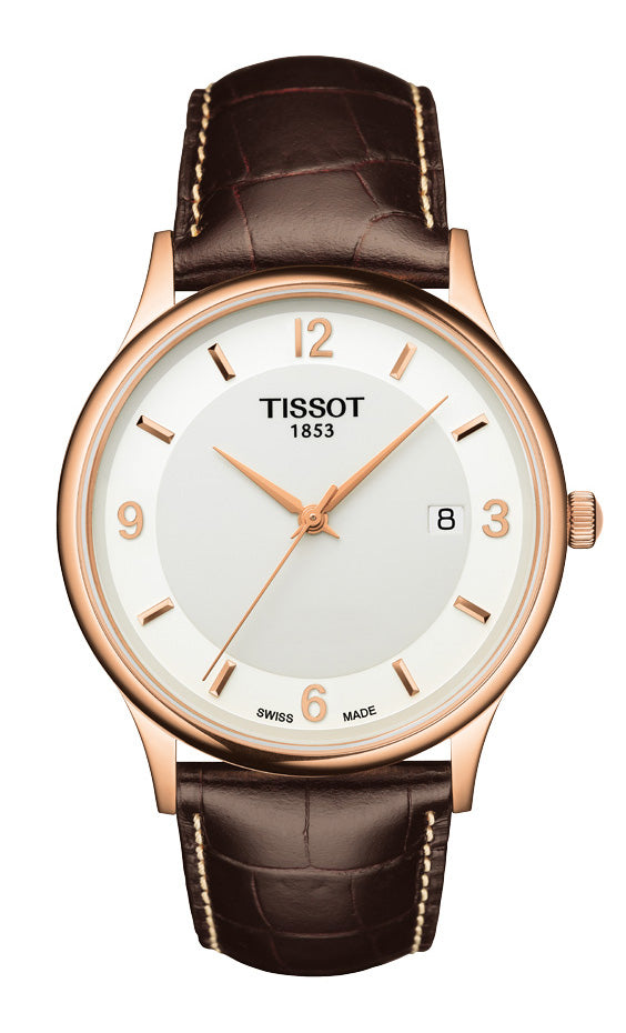 Tissot Rose Dream 18K Gold Quartz T914.410.76.017.00 - Arnik Jewellers