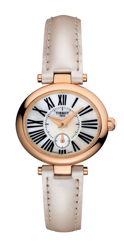 Tissot Glamorous 18K Gold Lady Quartz T917.310.76.113.00 - Arnik Jewellers