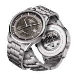 Tissot Luxury Powermatic 80 Jungfraubahn Collection T086.407.11.061.10 - Arnik Jewellers