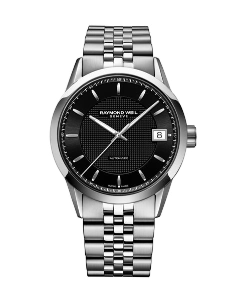 Raymond Weil Freelancer Automatic 42.5mm Stainless Steel Watch 2740ST20021 - Arnik Jewellers