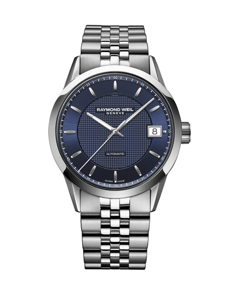 Raymond Weil Freelancer Automatic 42.5mm Stainless Steel Watch 2740ST50021 - Arnik Jewellers