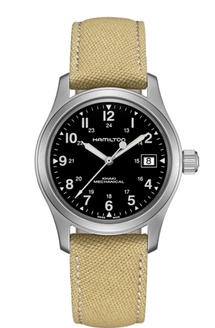 Hamilton KHAKI FIELD MECHANICAL 38mm H69439933 - Arnik Jewellers