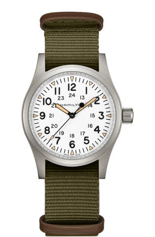 Hamilton KHAKI FIELD MECHANICAL 38mm H69439411 - Arnik Jewellers