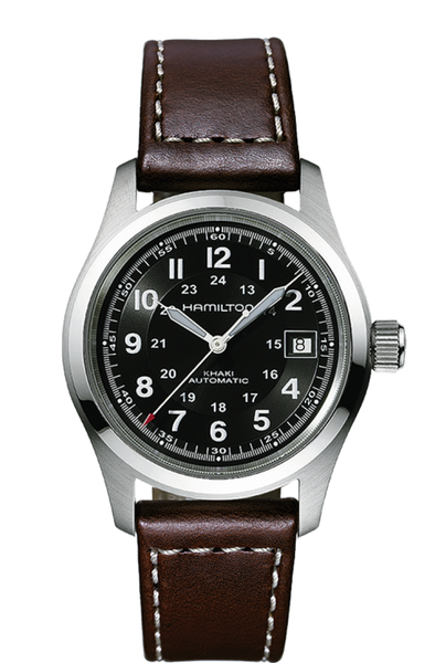 Hamilton Khaki Field Automatic 38mm H70455533 - Arnik Jewellers