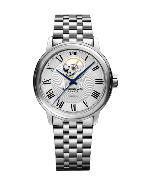 Raymond Weil Maestro Automatic 39.5mm Stainless Steel 2227ST00659 - Arnik Jewellers