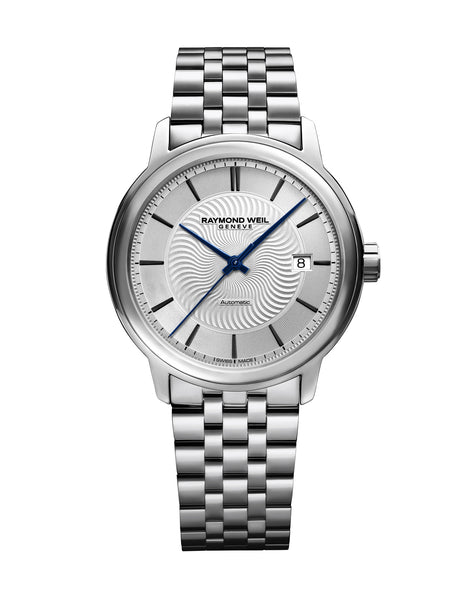 Raymond Weil Maestro Automatic 39.5mm Stainless Steel 2237ST65001 - Arnik Jewellers