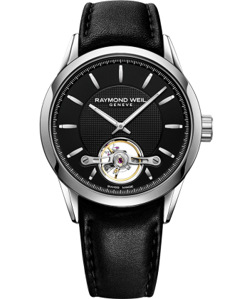 Raymond Weil Freelancer Automatic Open Balance Wheel Calibre RW1212 2780-STC-20001 - Arnik Jewellers