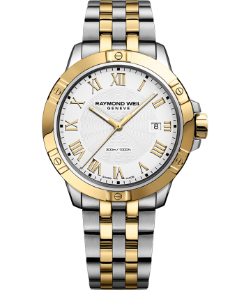 Raymond Weil Mens Tango 8160 Two Tone 8160-STP-00308 Watch - Arnik Jewellers