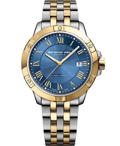 Raymond Weil Mens Tango 8160 Two Tone 8160-STP-00508 Watch - Arnik Jewellers