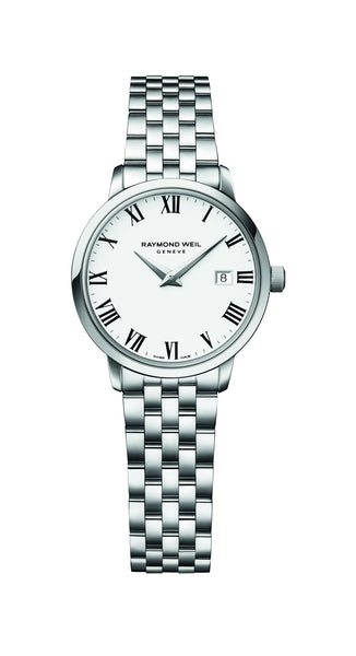 Raymond Weil Toccata Quartz 29mm Stainless Steel 5988ST00300 - Arnik Jewellers