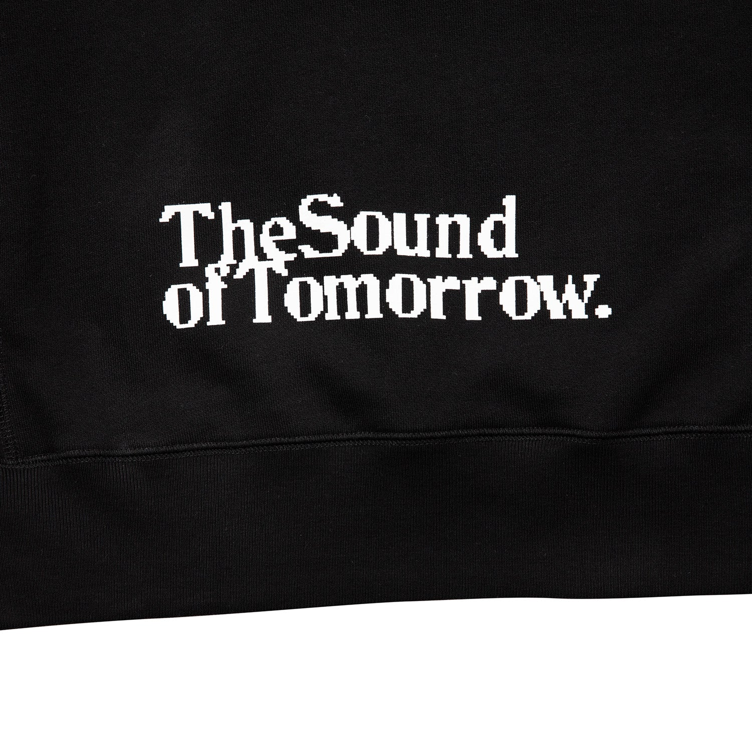 Brain on Soulection Hoodie - BLACK