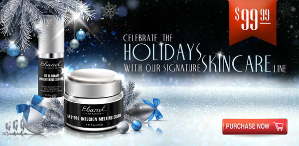 Holiday Season Promotion (Melting Cream & Brightening Serum)