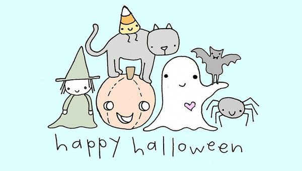 Have a Happy Halloween from Ebanel Skincare