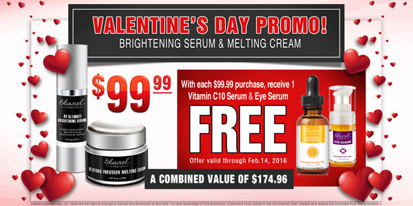 Valentine's Day Promotion!
