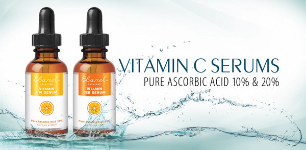 How To Apply Ebanel Vitamin C Serum (FB Video)