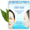 Hyaluronic Collagen Sheet Mask with Aloe