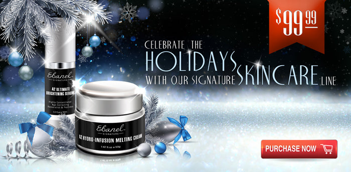 2015 Holiday Season Promotion (Melting Cream & Brightening Serum)