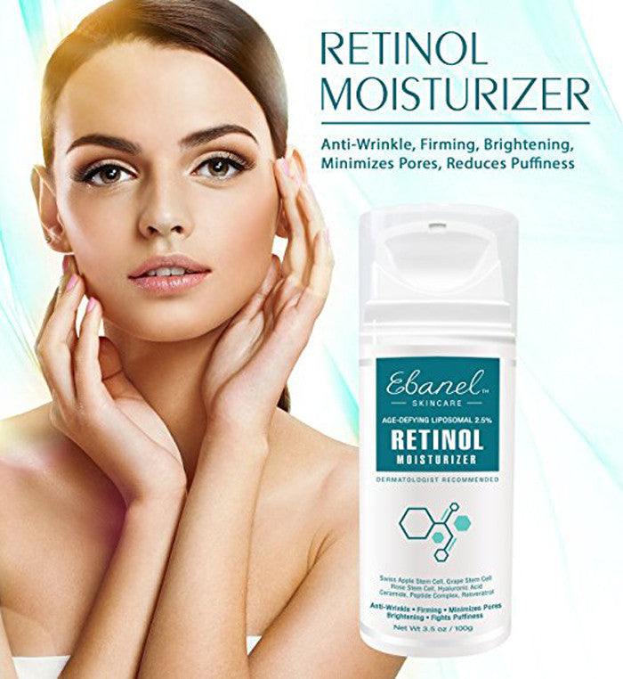 EBANEL ADVANCED RETINOL MOISTURIZER