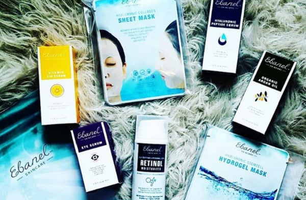 An Instagram Testimonial Featuring Facial Masks, Serums & Moisturizer via @LoveMascara