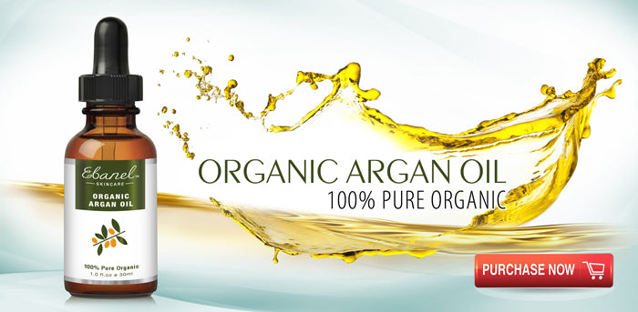 Purchase Ebanel Organic Argan Oil
