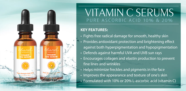 Vitamin C Serum Blog