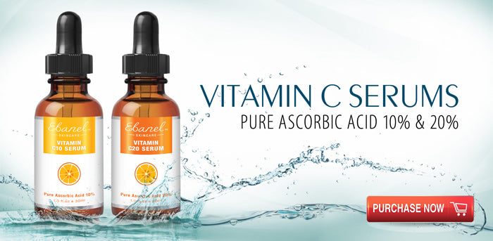 Learn more about Ebanel's VItamin C Serum