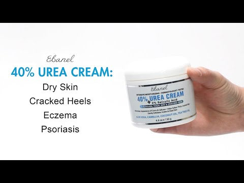 40% Urea Cream Customer Testimonials Jan 2020