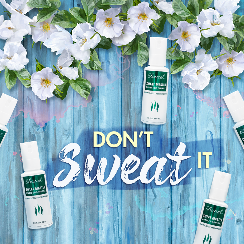 Sweat Master Antiperspirant Spray
