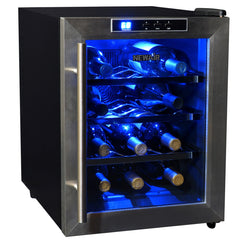 6 - 49 Bottle Capacity Wine Refrigerators