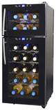 NewAir AW-210ED Thermoelectric 21 Bottle Wine Cooler