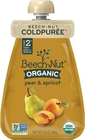 pear & apricot
