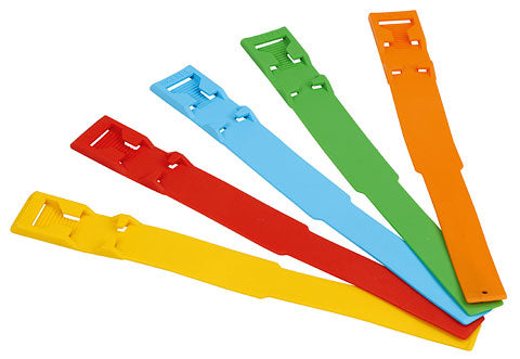COW ANKLE STRAPS 10PK