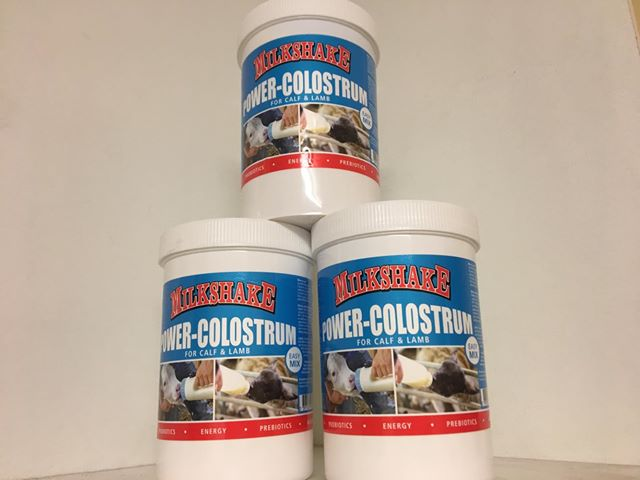 MILKSHAKE COLOSTRUM 500G