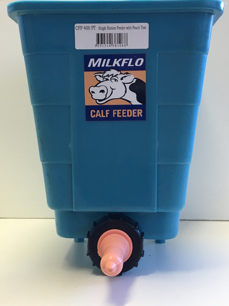 MILKFLO SINGLE STATION CALF FEEDER